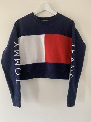 Tommy Jeans Sweatshirt blauw