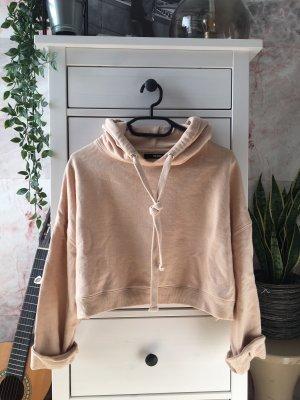 Bik Bok Capuchon sweater nude-room