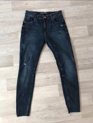 Cropped Jeans Bershka
