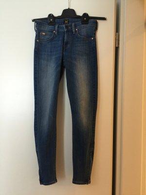 Cropped Jeans Lee Größe 25/31