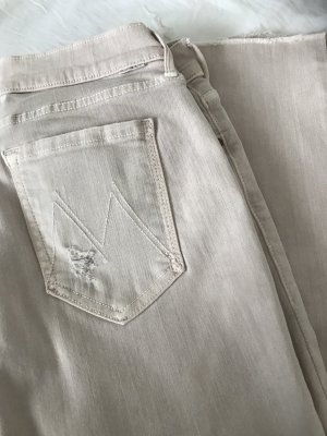 Cropped Jeans von Mother in Blush, Gr 29