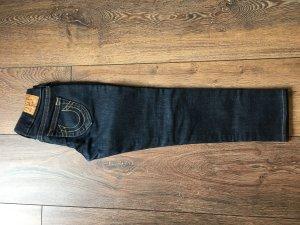 Cropped Jeans von True Religion Gr. 26