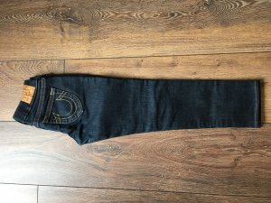 Cropped Jeans von True Religion Gr. 26
