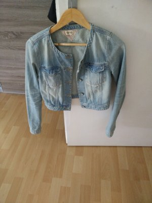 Cropped Jeansjacke von HILFIGER