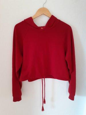 H&M Jersey con capucha rojo