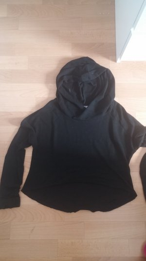 H&M Hooded Sweater black