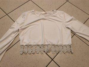 Eunice Lai Cropped shirt wit