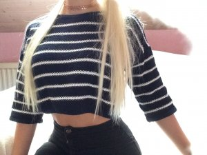Cropped Longsleeve Top