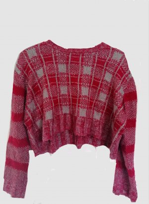 Asos Maglione di lana multicolore
