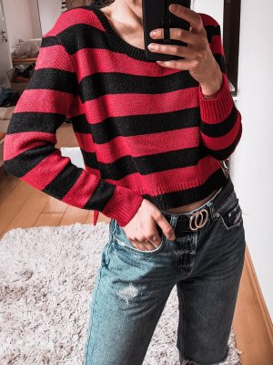 Cropped pullover gr S