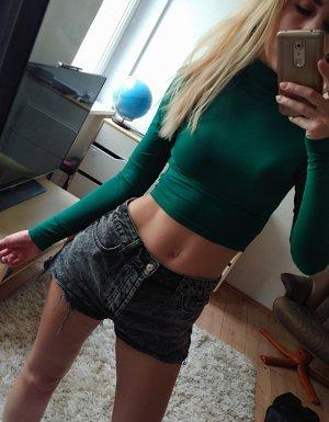 Cropped Pullover Größe XS