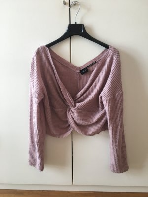 Cropped Pullover von Urban Outfitters