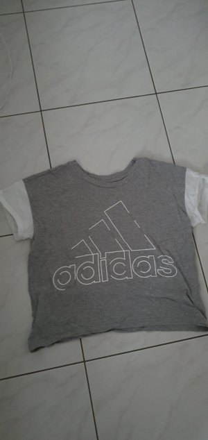 Adidas Cropped shirt veelkleurig