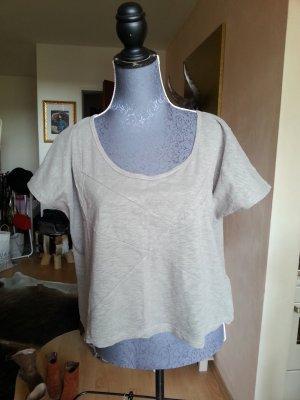 Cropped Shirt khaki Größe XS von Only