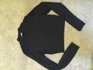 MTWTFSSWEEKDAY Cropped Shirt black