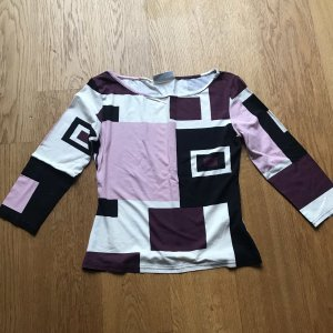 Clockhouse Cropped Shirt multicolored