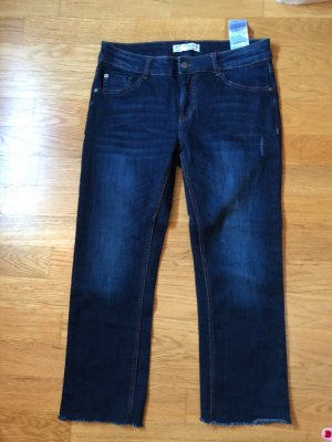 Clockhouse 3/4 Length Jeans blue-dark blue