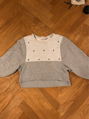 Adidas by Stella McCartney Felpa grigio chiaro