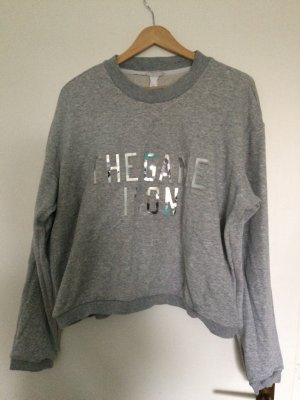 Cropped Sweatshirt The Game Is on