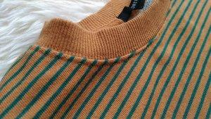 Cropped Sweatshirt von Forever 21 im Vintage-Stil