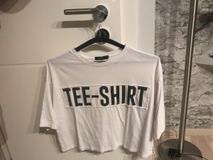 Cropped t shirt