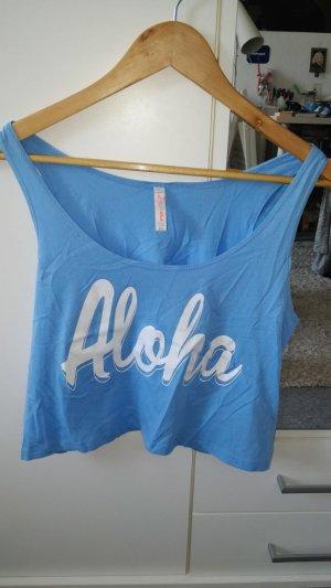 Cropped Top Aloha