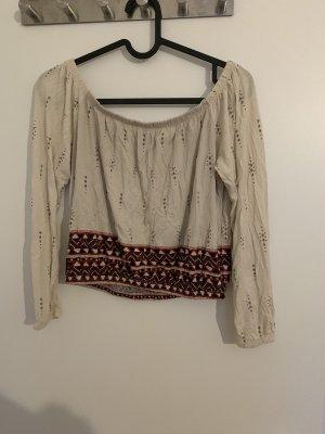 H&M Cropped shirt room