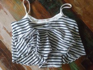 Bershka Crop-top multicolore