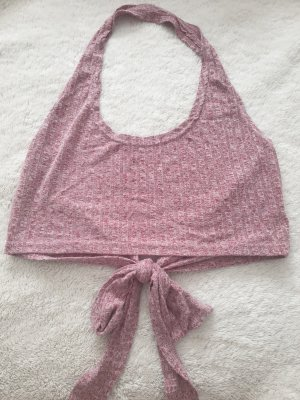 Cropped Top grey lilac
