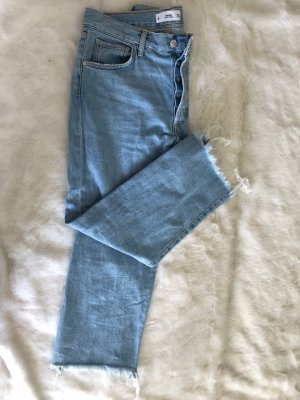 Cropped Vintage Jeans