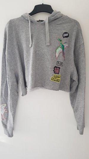 Tally Weijl T-shirt court gris clair-gris