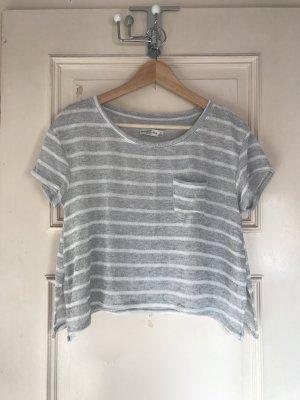 Cropptop-Shirt von Abercrombie & Fitch