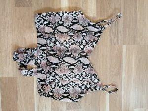 Amazone Cropped shirt veelkleurig