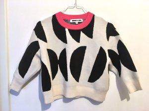 Croptop Knitwear von Alexander Mcqueen