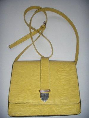 Cross Body Bag / Handtasche in gelb