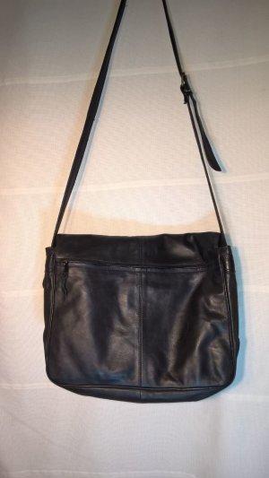 Cross-Body Bag Umhängetsche, schwarz