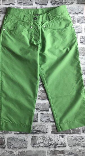 Cross Pantalone a 3/4 verde