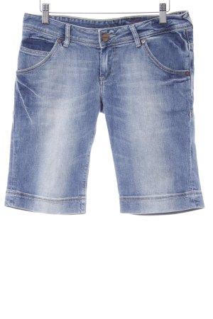 Cross Hüftjeans kornblumenblau Jeans-Optik