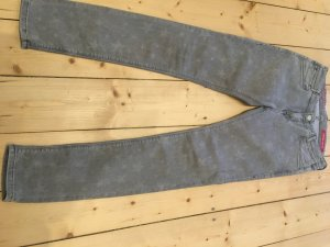 Cross Jeans Hose Adriana hellgrau