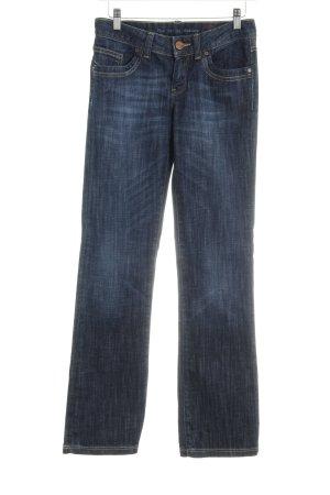 Cross Jeans flare multicolore style rétro