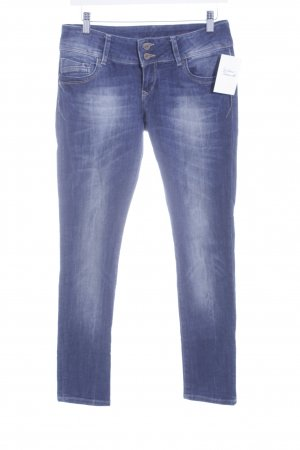 Cross Jeans a sigaretta blu scuro stile casual