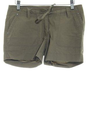 Cross Shorts grüngrau Casual-Look