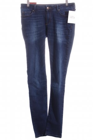 "Cross Skinny Jeans ""Adriana"" dunkelblau"