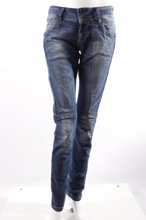 Cross Skinny Jeans dunkelblau