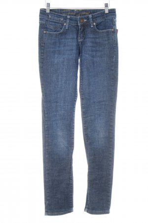 Cross Skinny Jeans dunkelblau Jeans-Optik