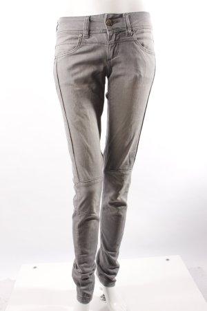 Cross Skinny Jeans grau