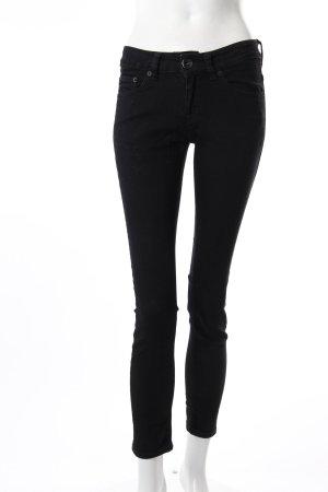 Cross Skinny Jeans schwarz