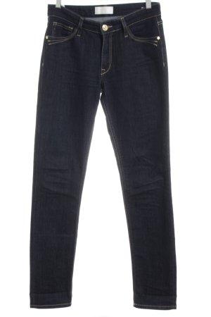 Cross Jeans slim noir style décontracté