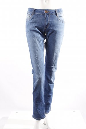 Cross Slim Jeans blau