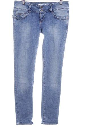 Cross Slim Jeans blau Casual-Look